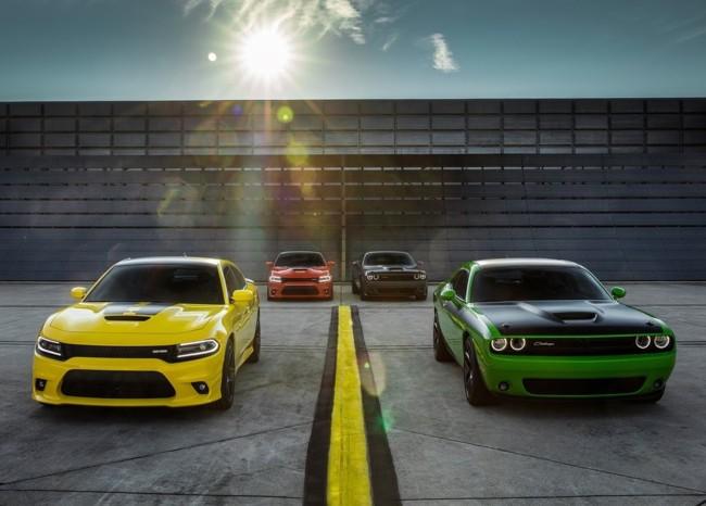 Dodge revive las versiones Daytona y T/A del Charger y Challenger