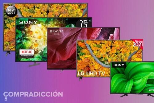 Smart TVs en oferta en Amazon: estrenar televisor este verano sale más barato con estos modelos de 32 a 75 pulgadas de Sony y LG