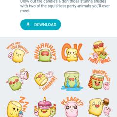 Foto 12 de 24 de la galería google-allo-stickers en Xataka Android