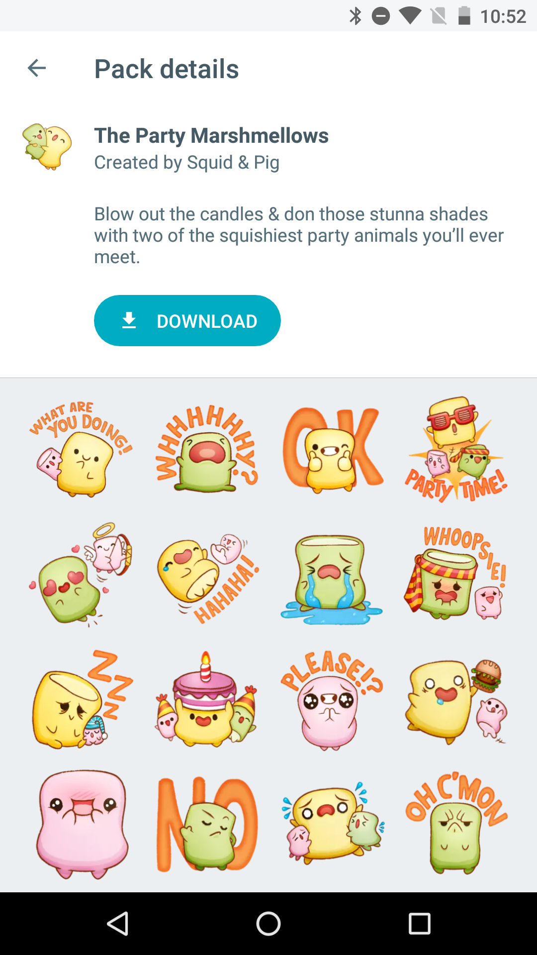 Foto de Google Allo Stickers (12/24)