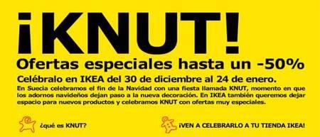Las rebajas de Ikea se llaman Knut