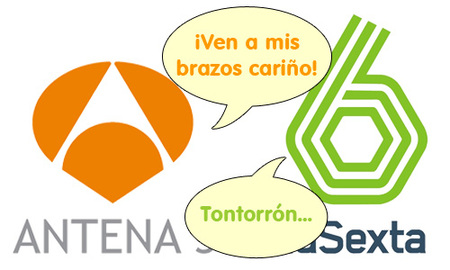 Antena 3 y laSexta anuncian su fusión