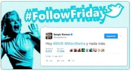 #FollowFriday de Poprosa: de las procesiones de Semana Santa al Via Crucis de Marc Bartra