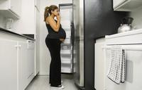 Evita pasar hambre durante el embarazo