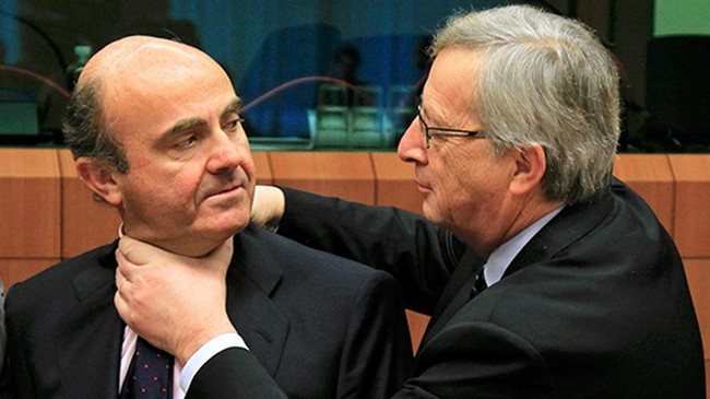 Cataluña complica el cumplimiento del objetivo déficit para 2018