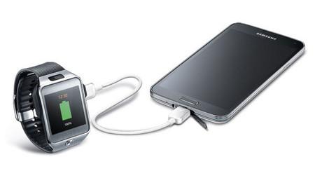 Con este cable Samsung quiere que carguemos un dispositivo ¿desde un móvil Galaxy?