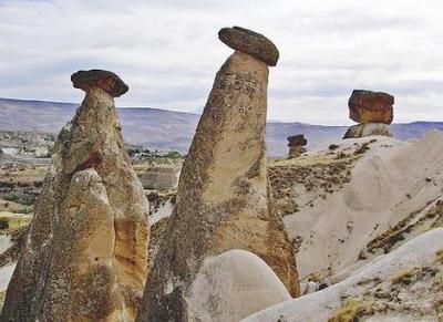 Chimeneas de las hadas, Capadocia, Turquía. Tus fotos de viaje