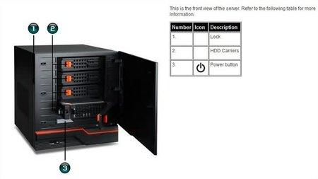 Breve revisión del Acer AC100 Micro Server para pymes