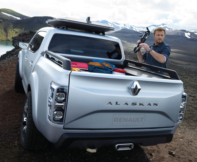 Foto de Renault Alaskan (3/15)
