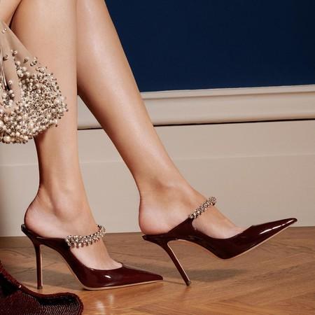 Zapatos De Tacon Fino 4