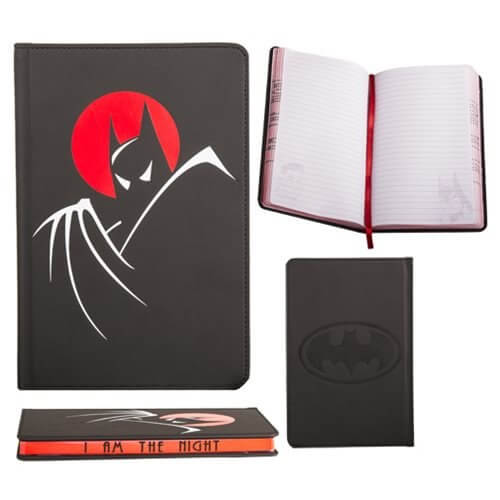 Cuaderno Caballero Oscuro Batman: la serie animada