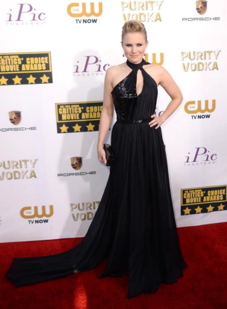 Kristen Bell Critics Choice Awards 2014