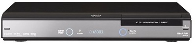 "Sharp BD-HP20S, reproductor de Blu-ray con ""Quick Start"""