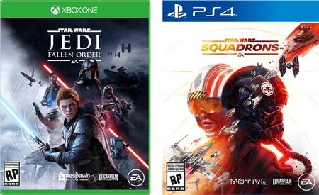 Videojuegos de Star Wars para Xbox One y PlayStation 4 en México
