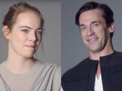 J.J. Abrams muestra un hilarante vídeo con pruebas de casting para 'Star Wars VII' (ACTUALIZADO)