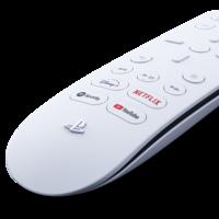 El nuevo mando multimedia de la PlayStation 5 contará con accesos directos a Disney+, Netflix, Spotify y YouTube