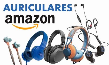 Amazon te adelanta el Black Friday si estás buscando unos nuevos auriculares Bluetooth: 12 modelos Sennheiser, JBL o Adidas a precios rebajados