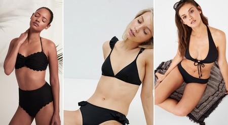 Bikini Color Negro 01