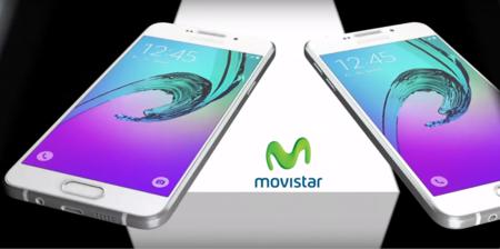 Precios Samsung Galaxy A3 (2016) con Movistar y comparativa con Yoigo