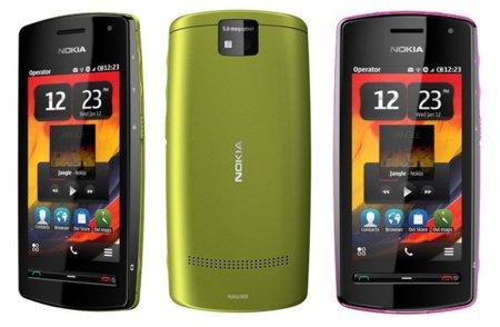 Nokia 600, Symbian Belle, NFC y grabación HD 720 a un precio muy asequible