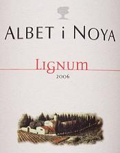 Directo al Paladar | Albet i Noya Lignum Blanc 2006