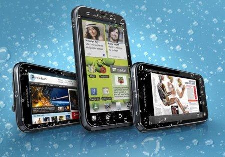 Motorola Defy+, un teléfono para los locos del deporte