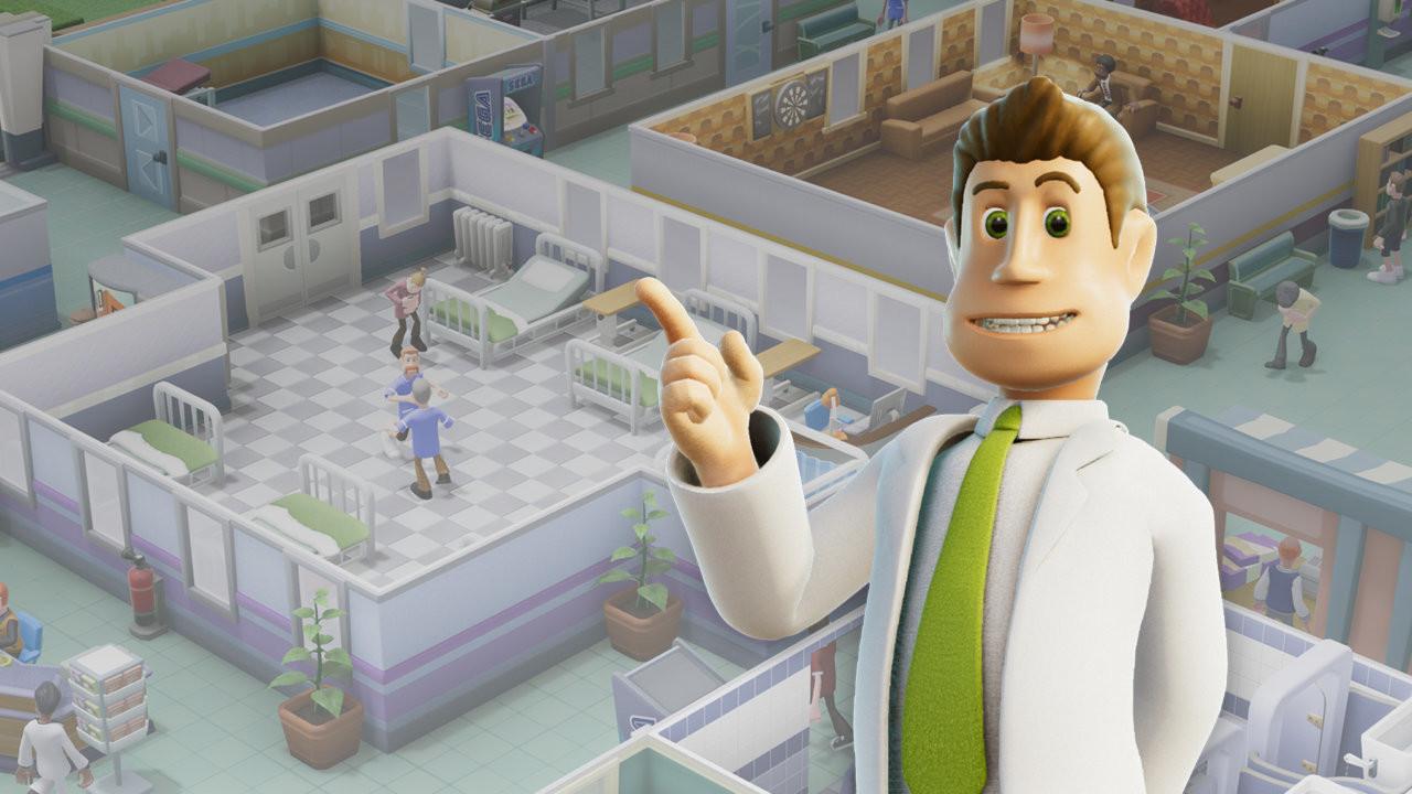 Two Point Hospital retrasa su lanzamiento en consolas hasta la primera mitad de 2020