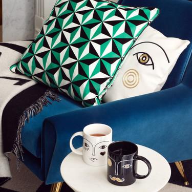 La nueva colección cápsula de Jonathan Adler x H&M Home dará un toque original y estiloso a tu hogar
