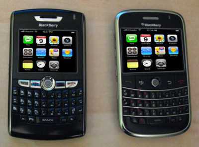 Retraso de las nuevas BlackBerry para hacer frente al iPhone 3G