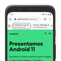 Así puedes probar la nueva búsqueda continua de Chrome para Android