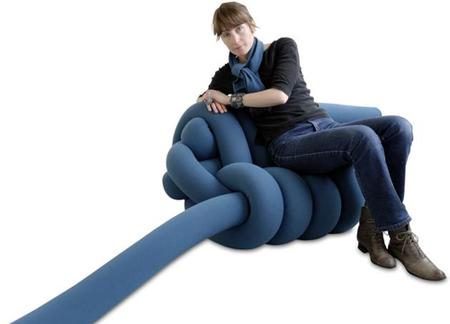 nudo marinero - sofá