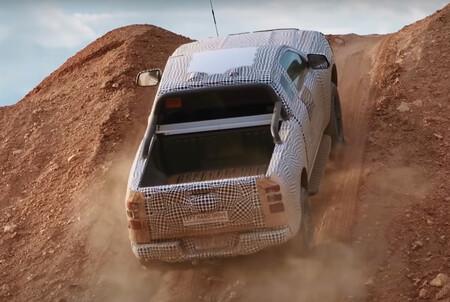 Ford Ranger 2023 Teaser 2