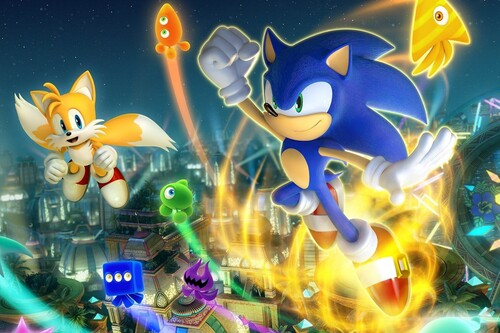 Análisis de Sonic Colors: Ultimate, la celebración de los 30 años de la superestrella de SEGA