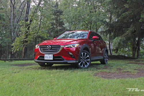 Mazda CX-3 2019, a prueba: Refinamiento y manejo para los más exigentes