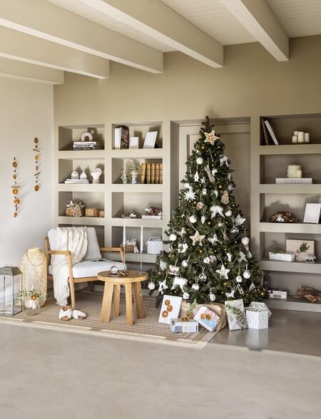 Westwing Navidad Natural Y Plata
