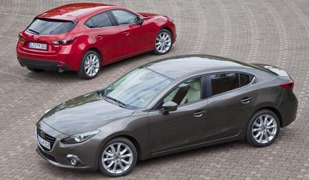 El Mazda3 Sport Sedán se filtra antes de tiempo
