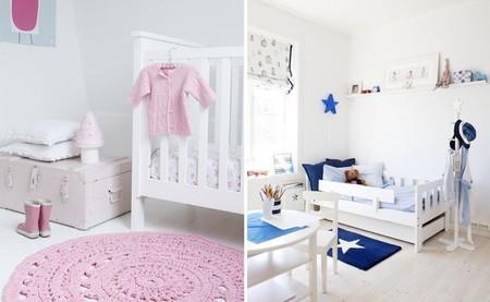 La semana decorativa: la habitación de los niños