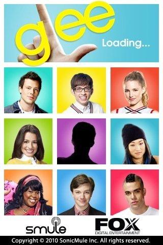 El extraño karaoke de 'Glee' para el iPhone