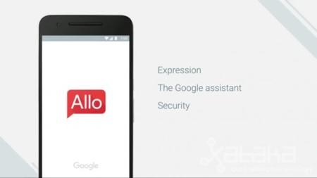 Allo, la app de mensajería instantánea de Google con inteligencia artificial integrada