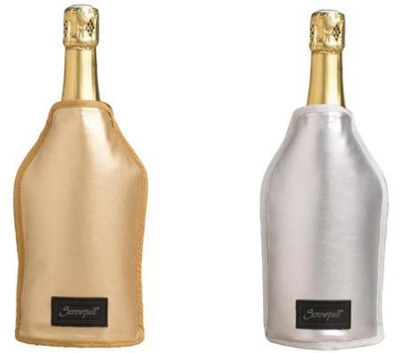 Fundas enfriadoras de botellas, vestidas de fiesta
