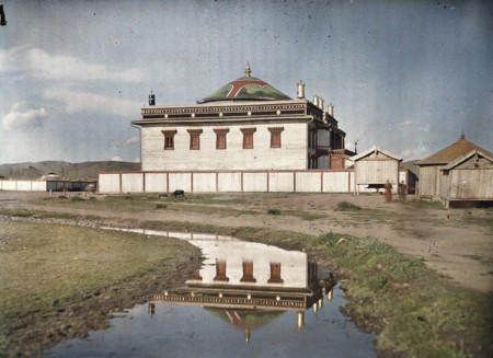 Monasterio En Khuree