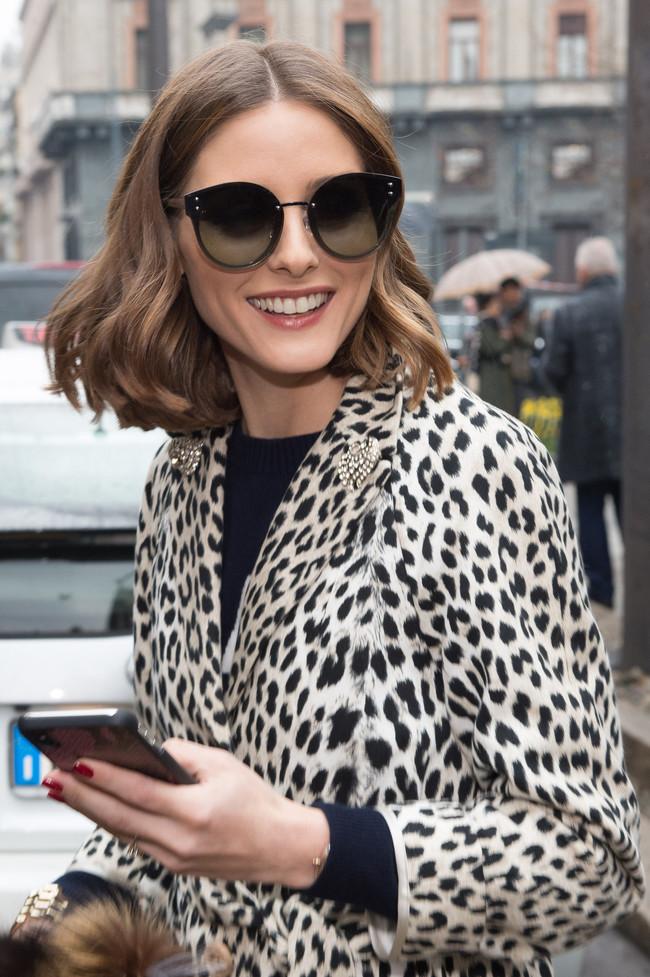 Si te falta inspiración en tu día a día recurre al estilo de Olivia Palermo durante las Semanas de la Moda