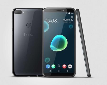 HTC Desire 12 y Desire 12+: dos gama media de atractivo diseño que merecen más potencia