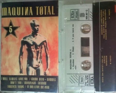 1993: Máquina Total 5