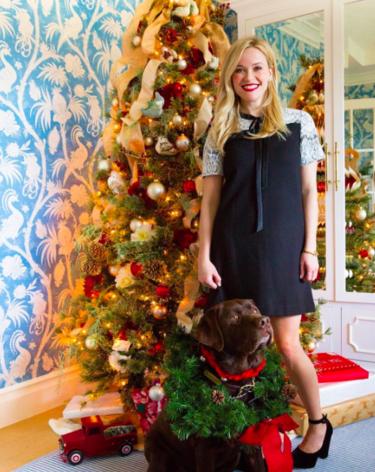 Los famosos tomaron Instagram para ponerse navideños
