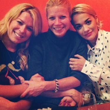 Gwyneth Paltrow y Rita Ora... ¿qué se traen estas dos entre manos?