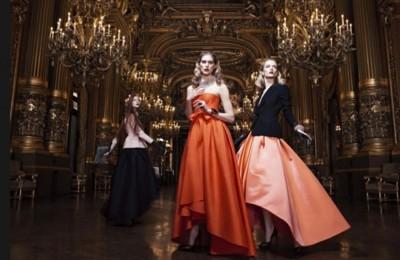 Un día en la ópera con Raf Simons y Dior