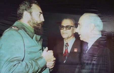 Castro Fangio