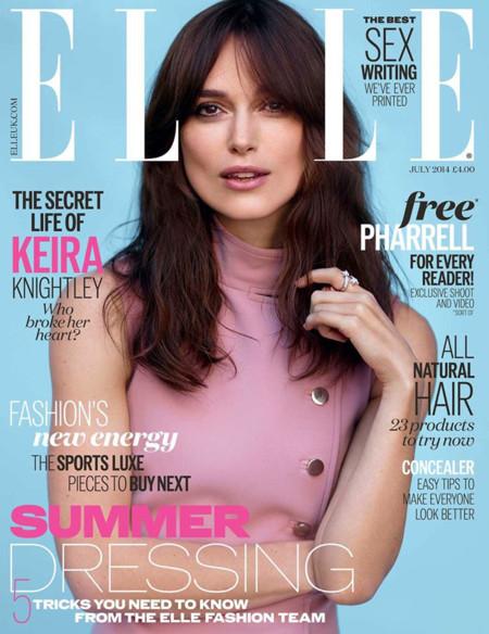 ¿Vuelve Keira Knightley? Recordamos 9 de sus últimos mejores looks