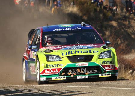 Otra bomba en el WRC: Ford podría dejar el Mundial de Rallyes